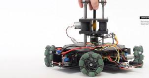 omniwheelrobot